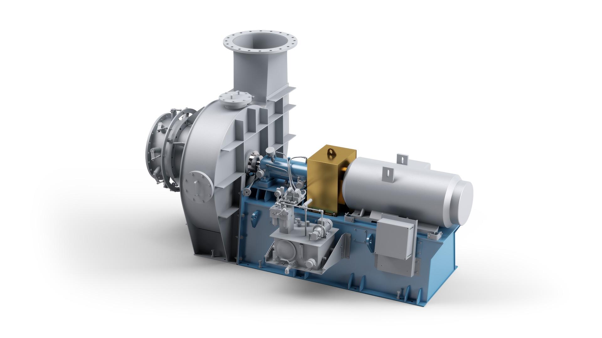 Blower Design | Piller Blowers & Compressors